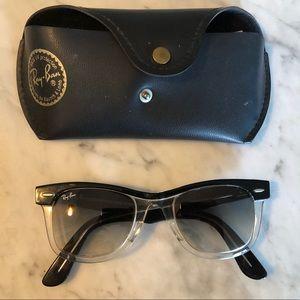 Ray-Ban Ombré Wayfarer 2 Sunglasses